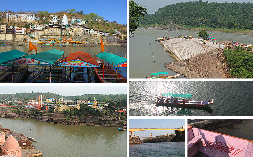 The humbling sights of holy river Narmada