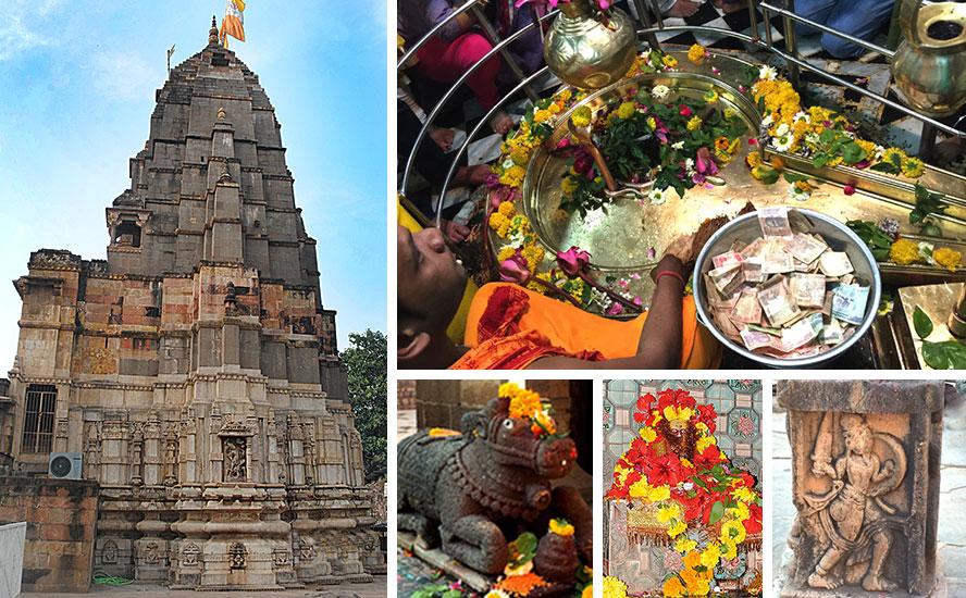 Amleshwar Temple - The Sacred Jyotirlinga