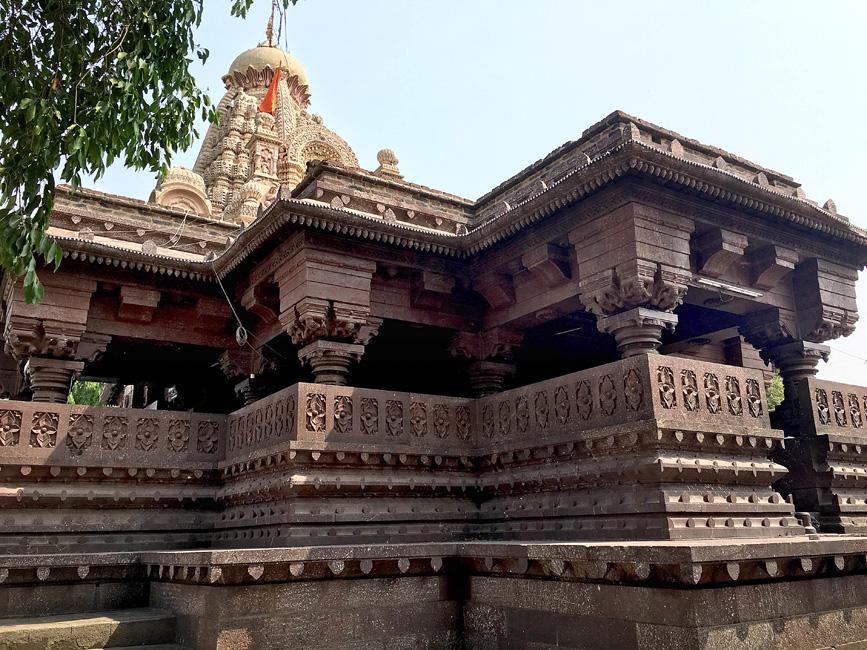 Shri Grishneshwar Jyotirlinga Temple