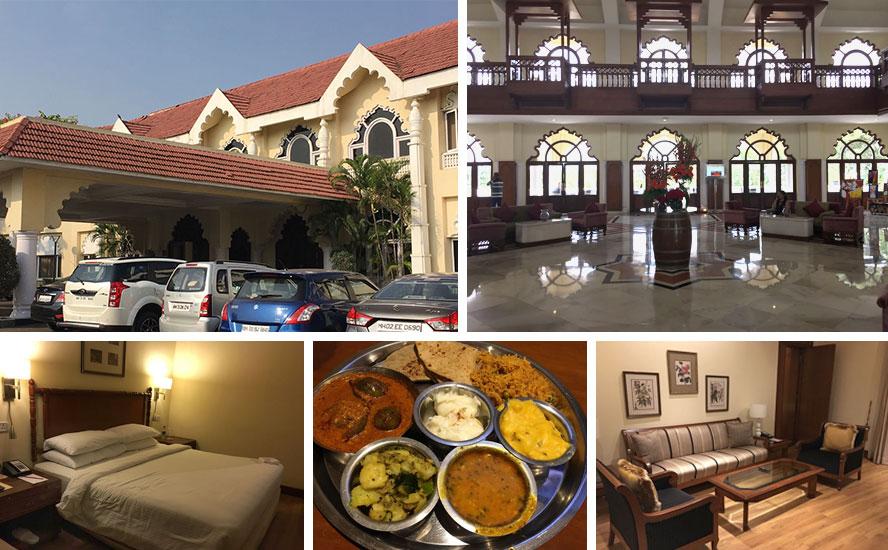 Taj Group's Hotel Gateway, Nasik
