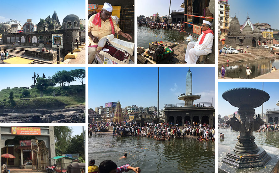 The City of Temples & Ghats, Nasik