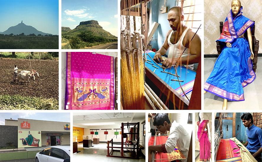 Nurturing the Art of Paithani Sari