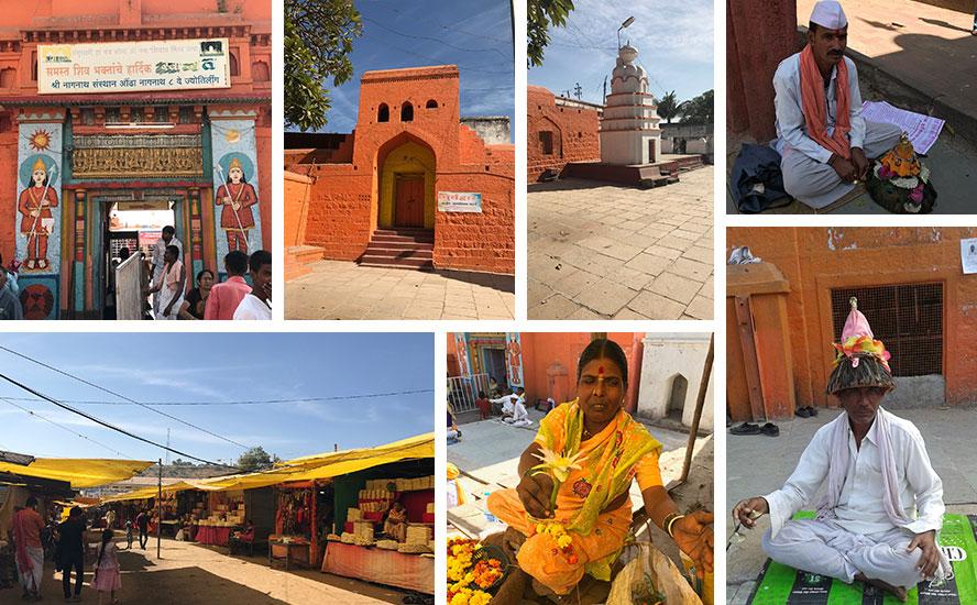 The Jyotirlinga Temple Premises