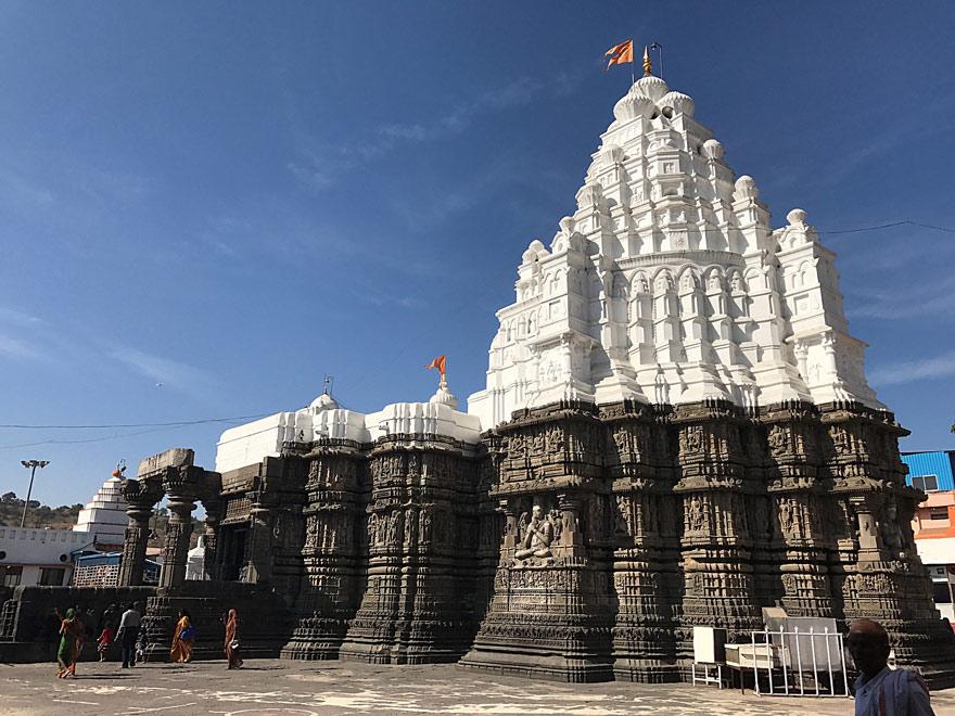 The Pristine Jyotirlinga of Nageshwar in Aundha