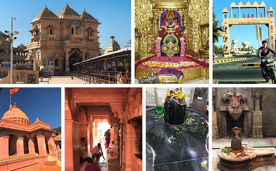 Sri Somnaath Jyotirlinga Temple Premises, Juna Somnath