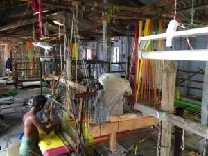 Ikat Saree weavers