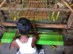 Ikat Saree weavers 2
