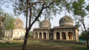 Tombs of Qutub Shah clan 7