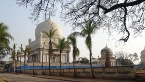 Tombs of Qutub Shah clan 5