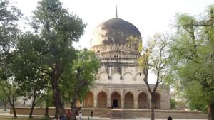 Tombs of Qutub Shah clan 6