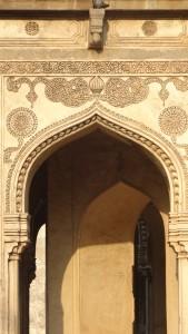 Tombs of Qutub Shah clan 1