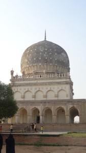 Tombs of Qutub Shah clan 2