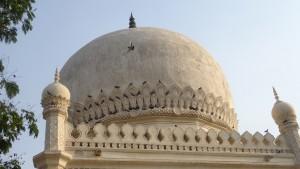 Tombs of Qutub Shah clan 10