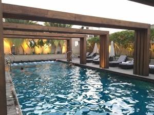 Swimming Pool at Park Hyatt, Hyderabad
