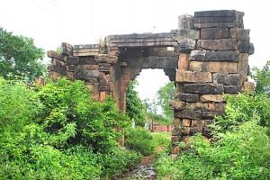 aashwapuri prachin gate of aashadevi