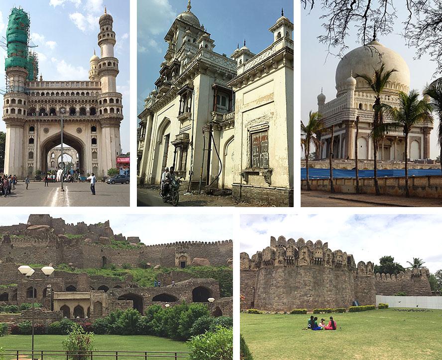शहर हैदराबाद की गंगाजमुनी तहजीब