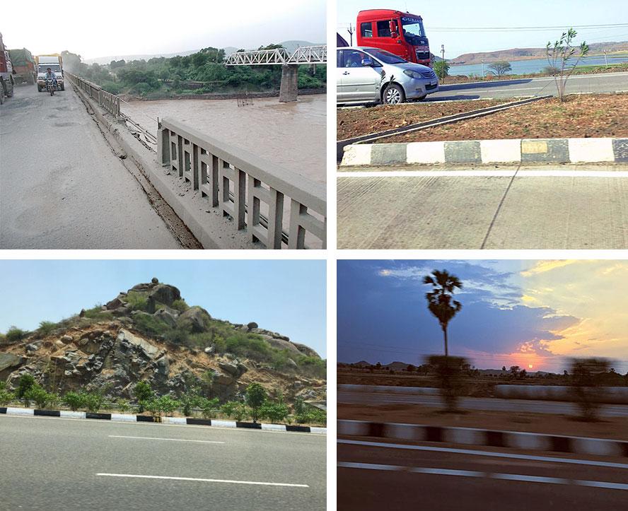 भोपाल से हैदराबाद