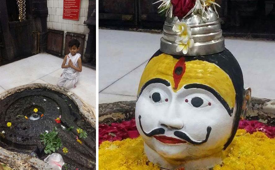 आरती समय सारणी: श्री त्र्यंम्बकेश्वर मंदिर