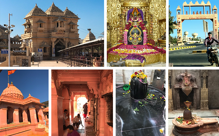 श्री सोमनाथ ज्योतिर्लिंग मंदिर परिसर, जूना सोमनाथ