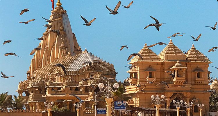 दिव्य प्रभास क्षेत्र में श्री सोमनाथ ज्योतिर्लिंग : शिव का शीर्षस्थ धाम