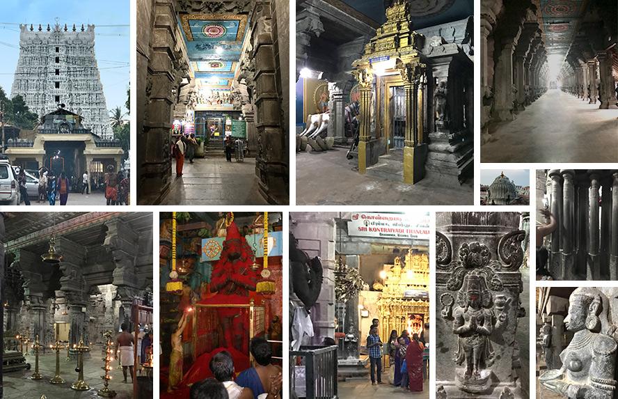 स्थाणु (शिव) मल (विष्णु) आयन (ब्रम्ह) का मंदिर, विशालकाय अंजनी नंदन और देवदासी दीप